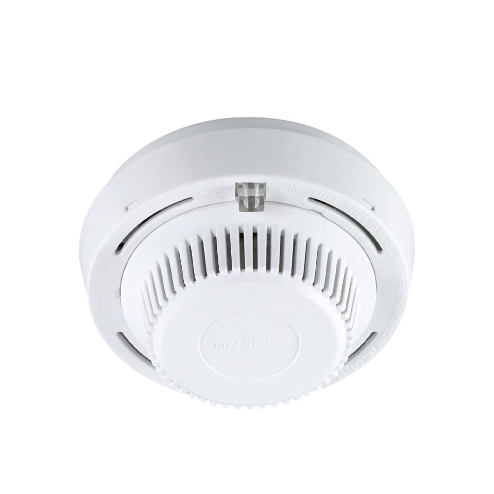 Alarma De Humo Fotoelectrica Dc-9V Edm 10,4X5,6Cm