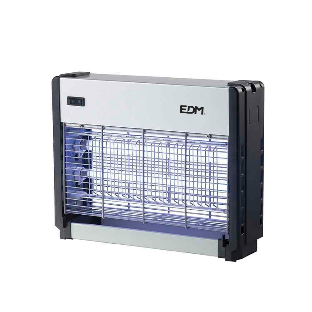 Mata Insectos Profesional Electronico 2X8W 20M2 Edm