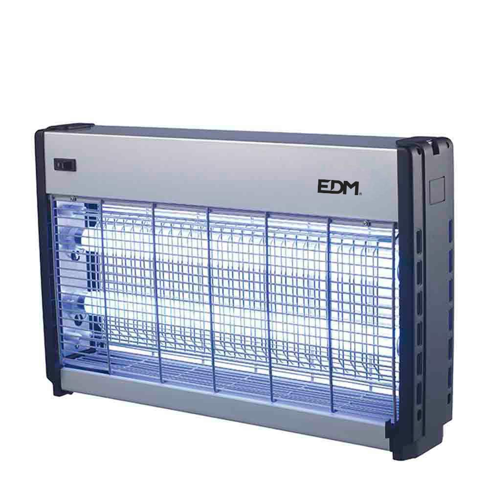 Mata Insectos Profesional Electronico 2X15W 50 M2 Edm