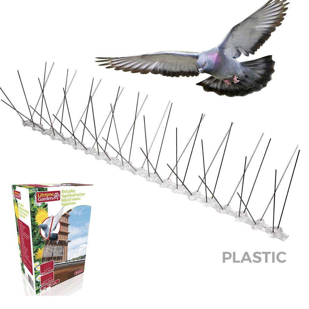 Disuasorio Para Aves Base Metacrilato 165Cm