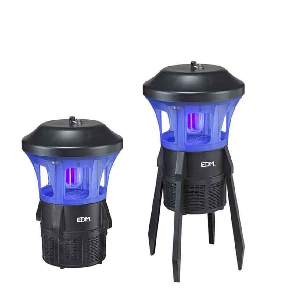 Atrapa Insectos Electrico  7W 100M2 Edm