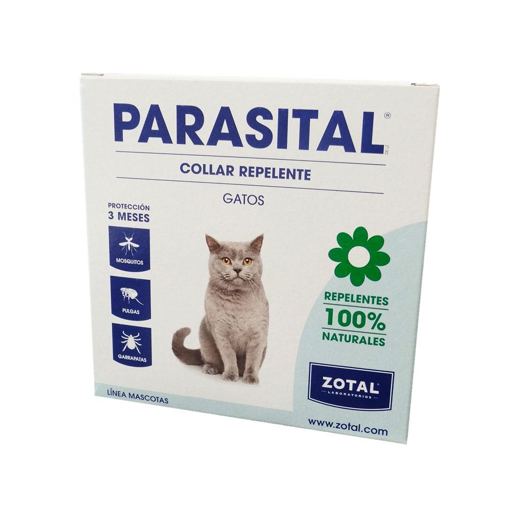 Collar Repelente Natural Gatos