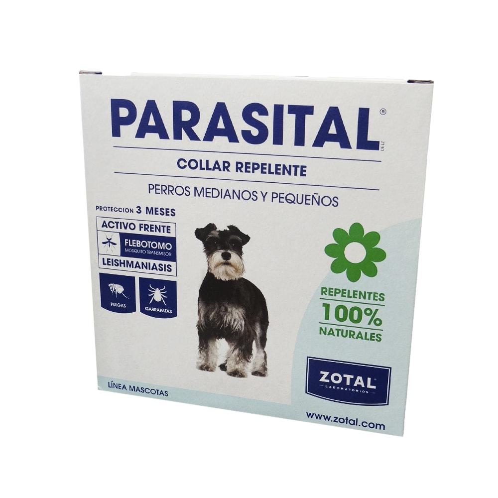 Collar Repelente Natural  Perros Medianos Y Pequeños