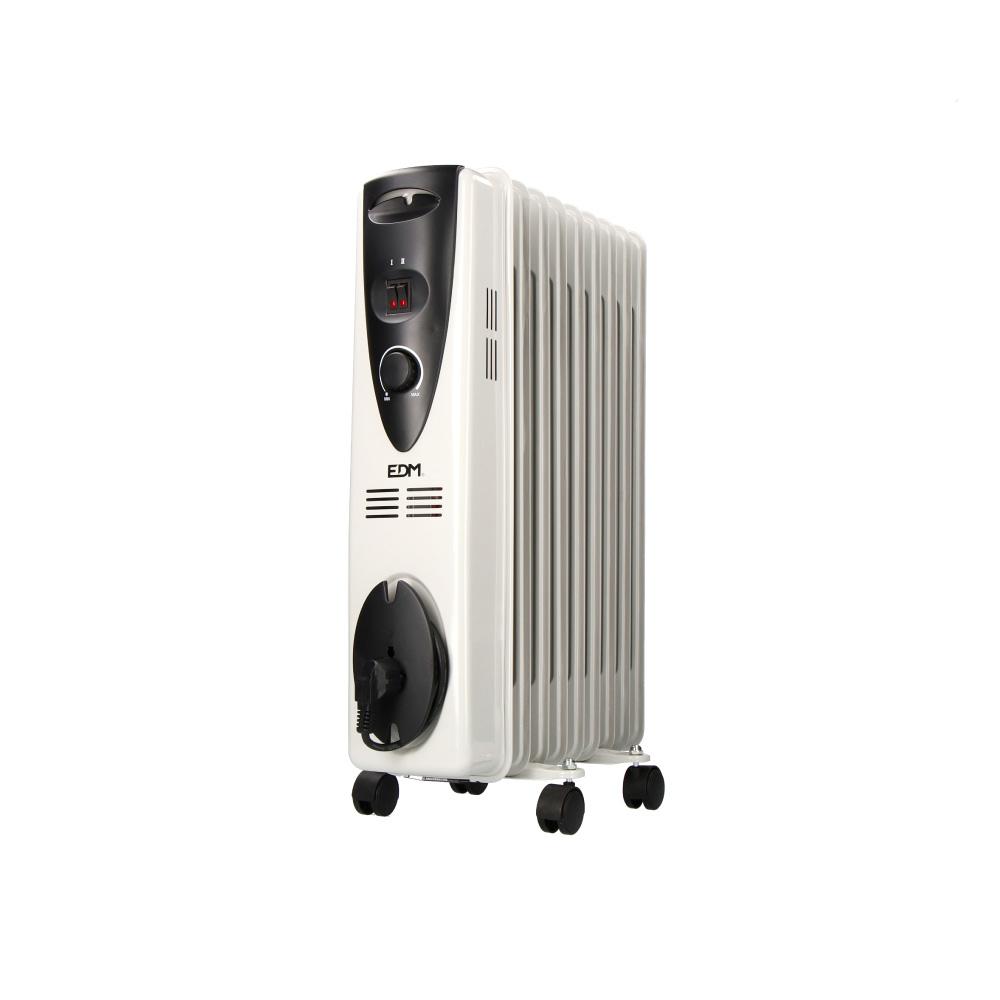 Radiador De Aceite - 2500W - (11 Elementos) - Edm