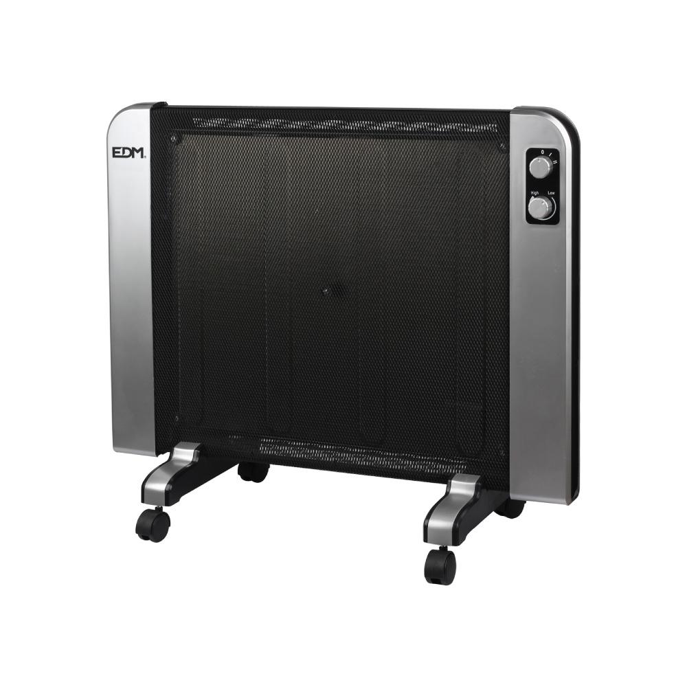 Estufa De Cuarzo - Modelo Clasico - Anti-Vuelco - 1000-2000W - Edm