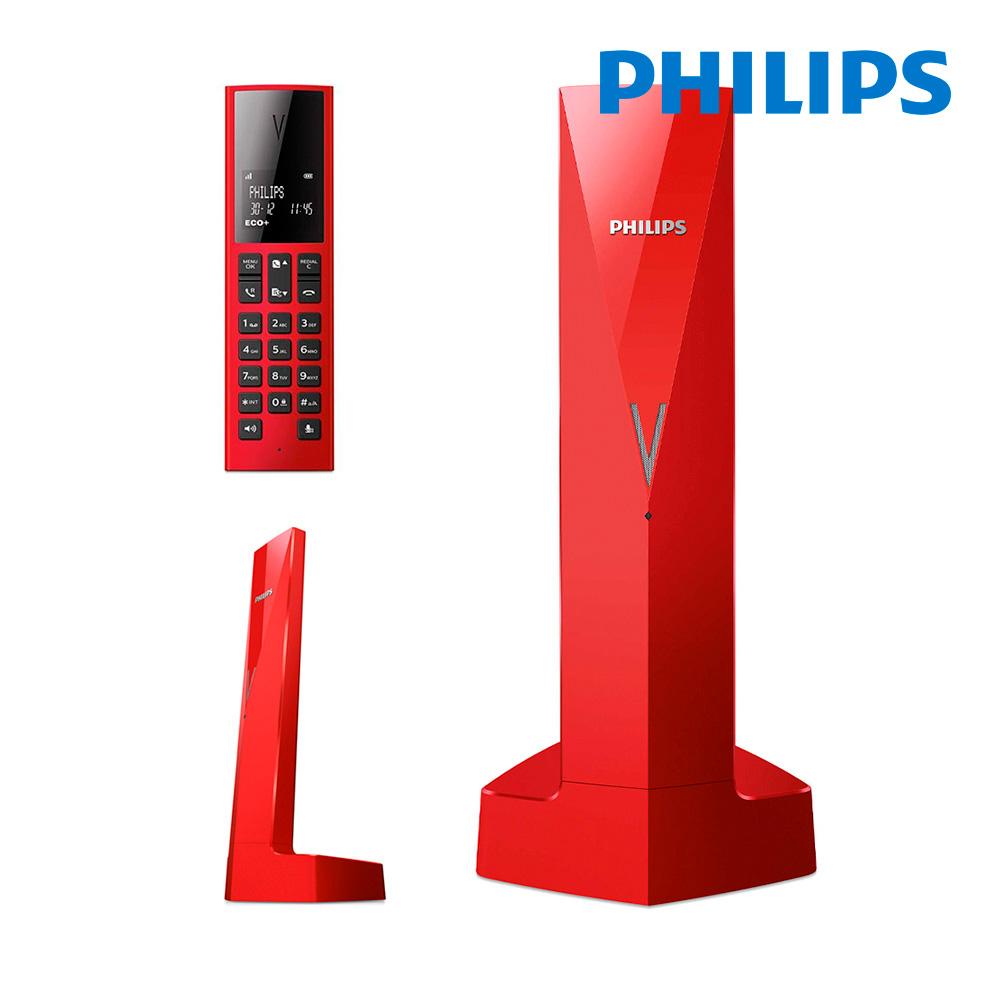Telefono Inhalambrico Philips M3501R/23 Rojo