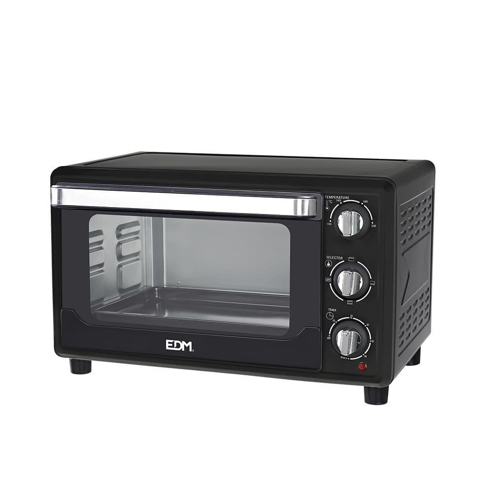 Horno De Sobremesa Electrico - 23 Litros - 1500W - Edm