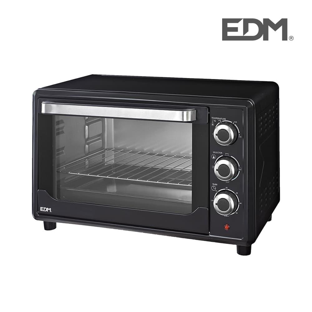 Horno De Sobremesa Electrico - 45 Litros - 2000W - Edm