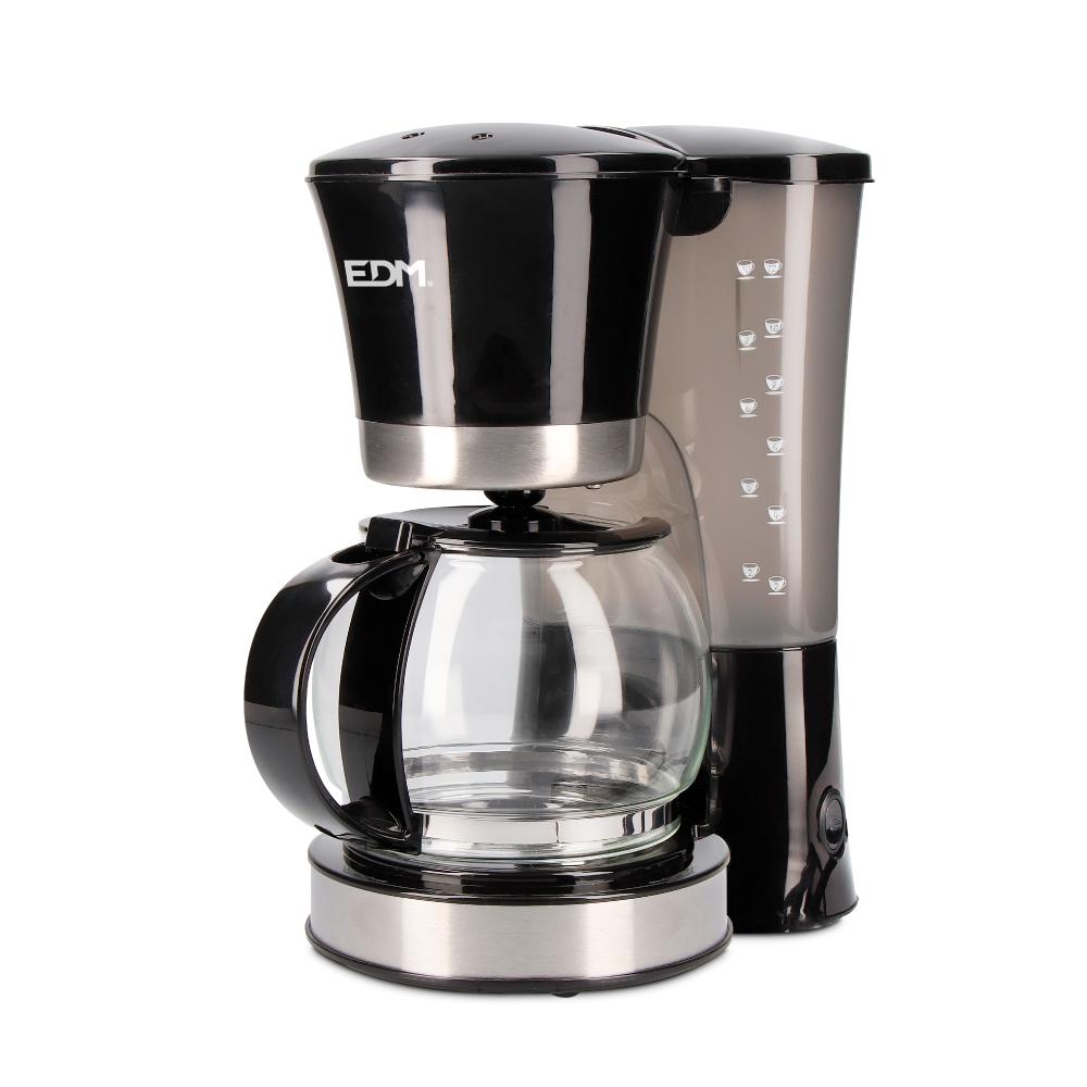 Cafetera De Goteo - 12 Tazas - 800W - Edm