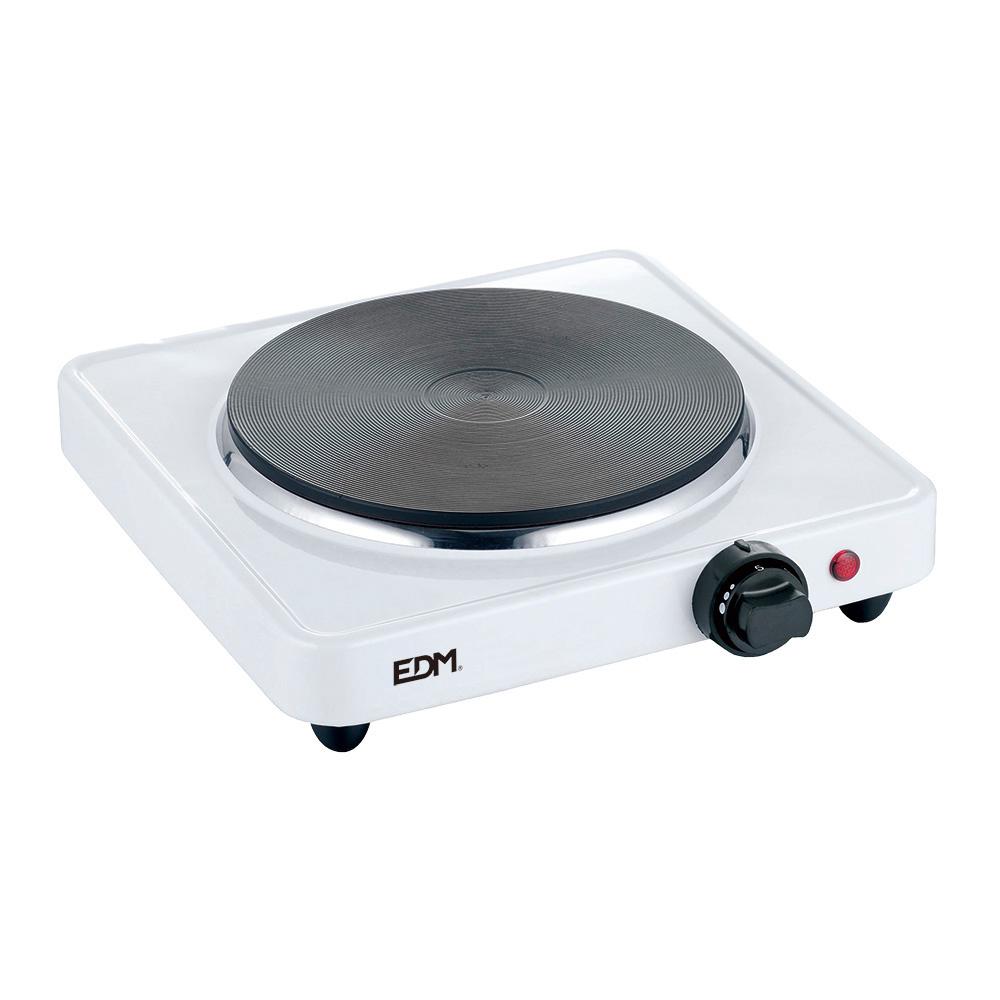 Cocina Electrica - 1 Fuego - 1500W - Edm