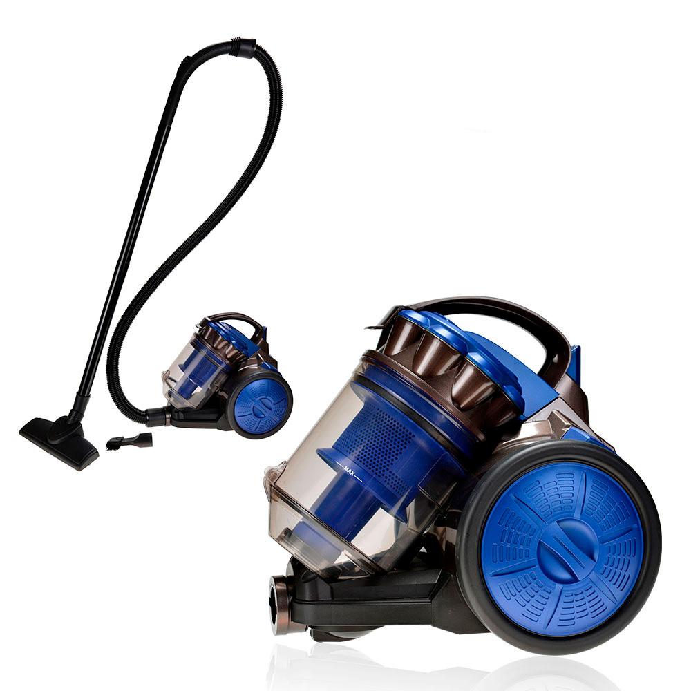 """Aspirador Multiciclonico - Clase """"A"""" - 700W - 2,5Litros - Edm"""