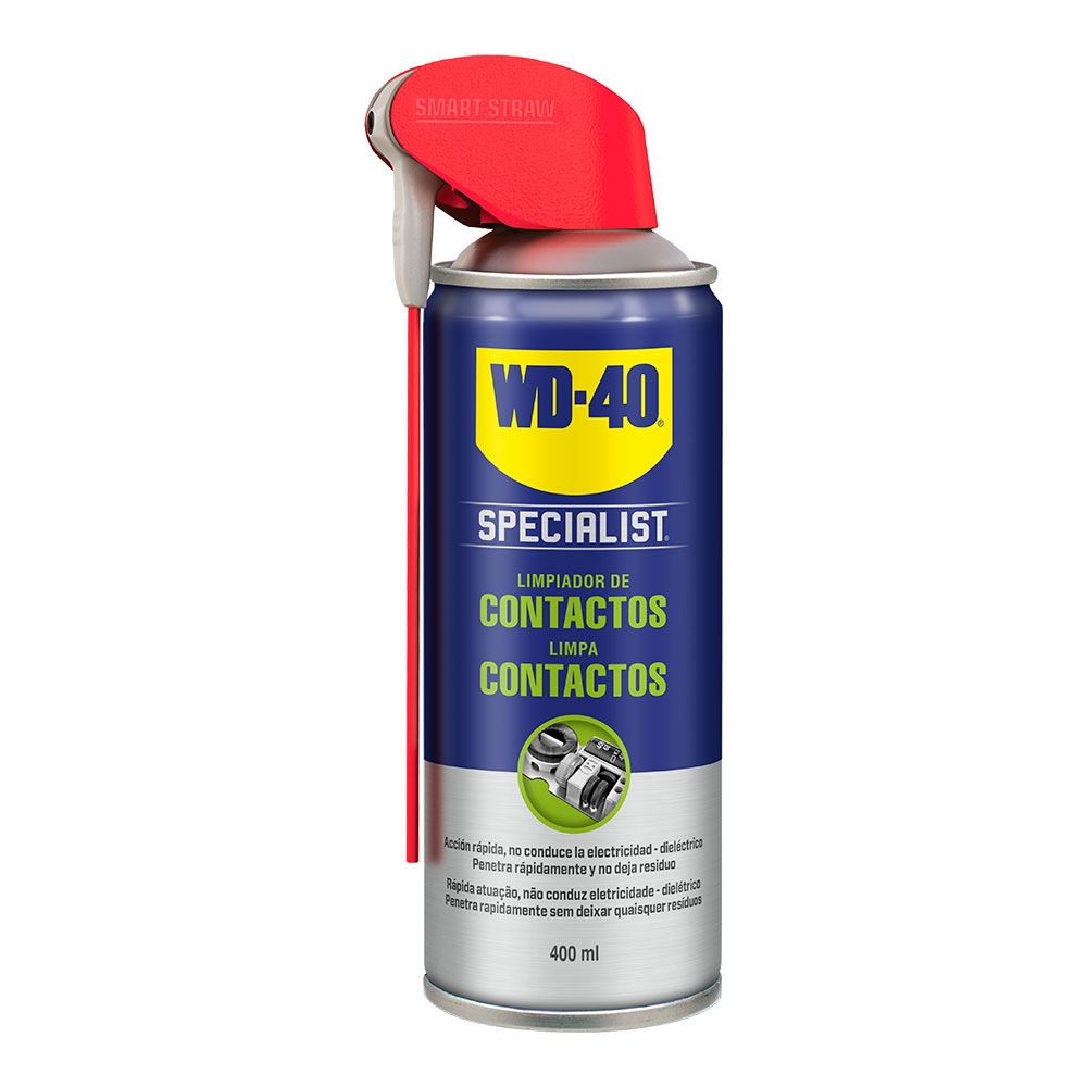 Wd40 Specialist Limpia Contactos 400Ml