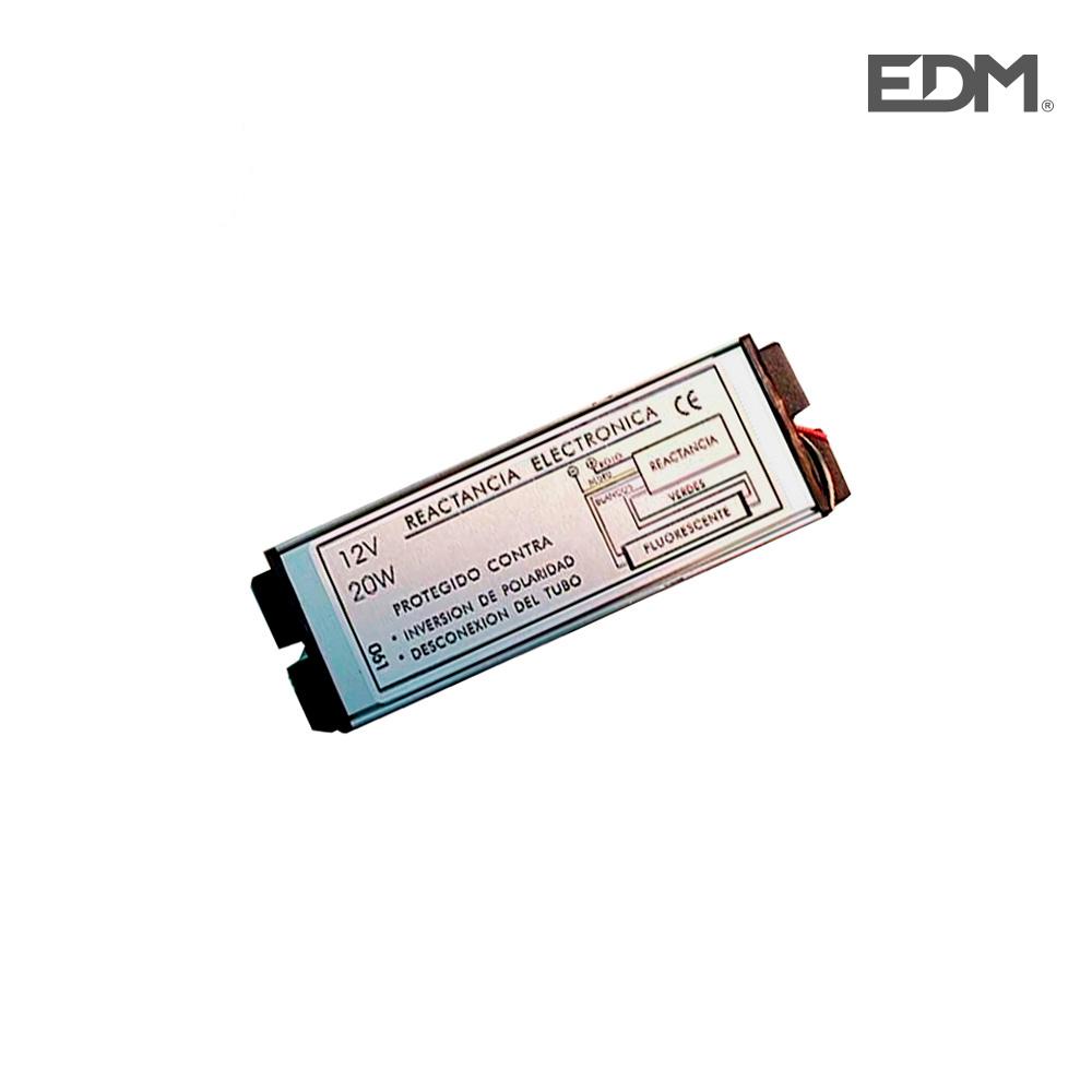 Reactancia Electronica 12V 36W Edm
