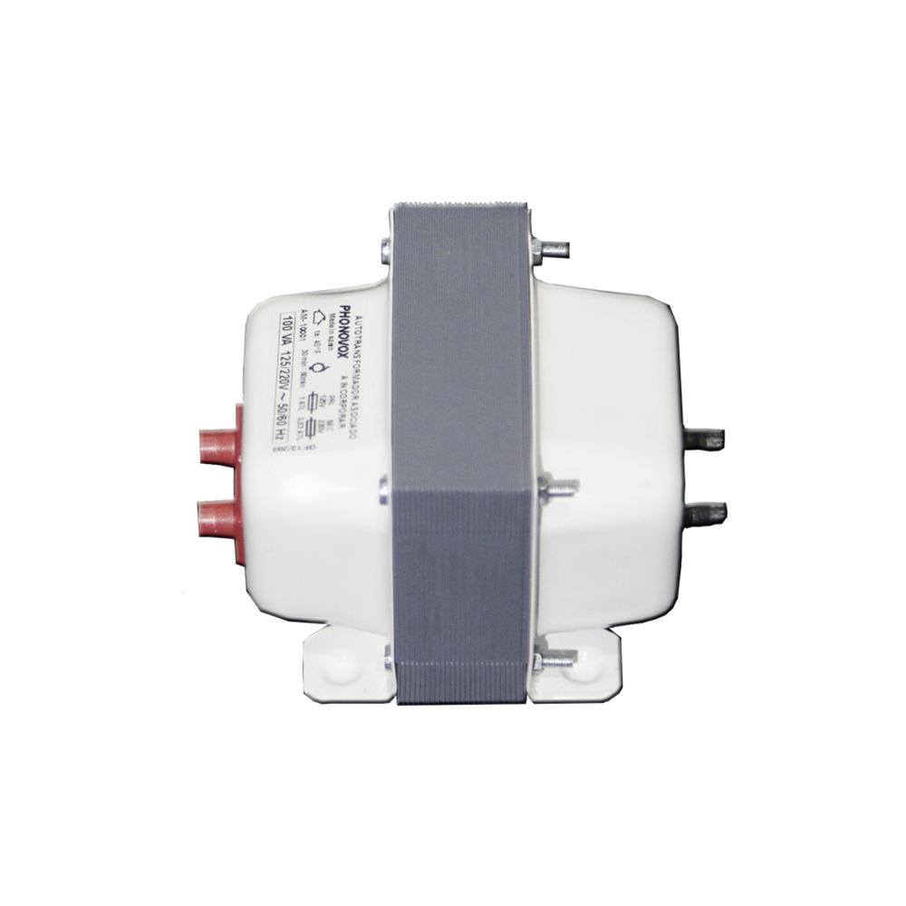 Autotransformador Reversible 100Va (70W) 125-220 V