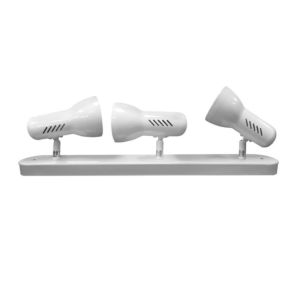 Foco 3 Elementos Blanco Modelo Galaxy Edm