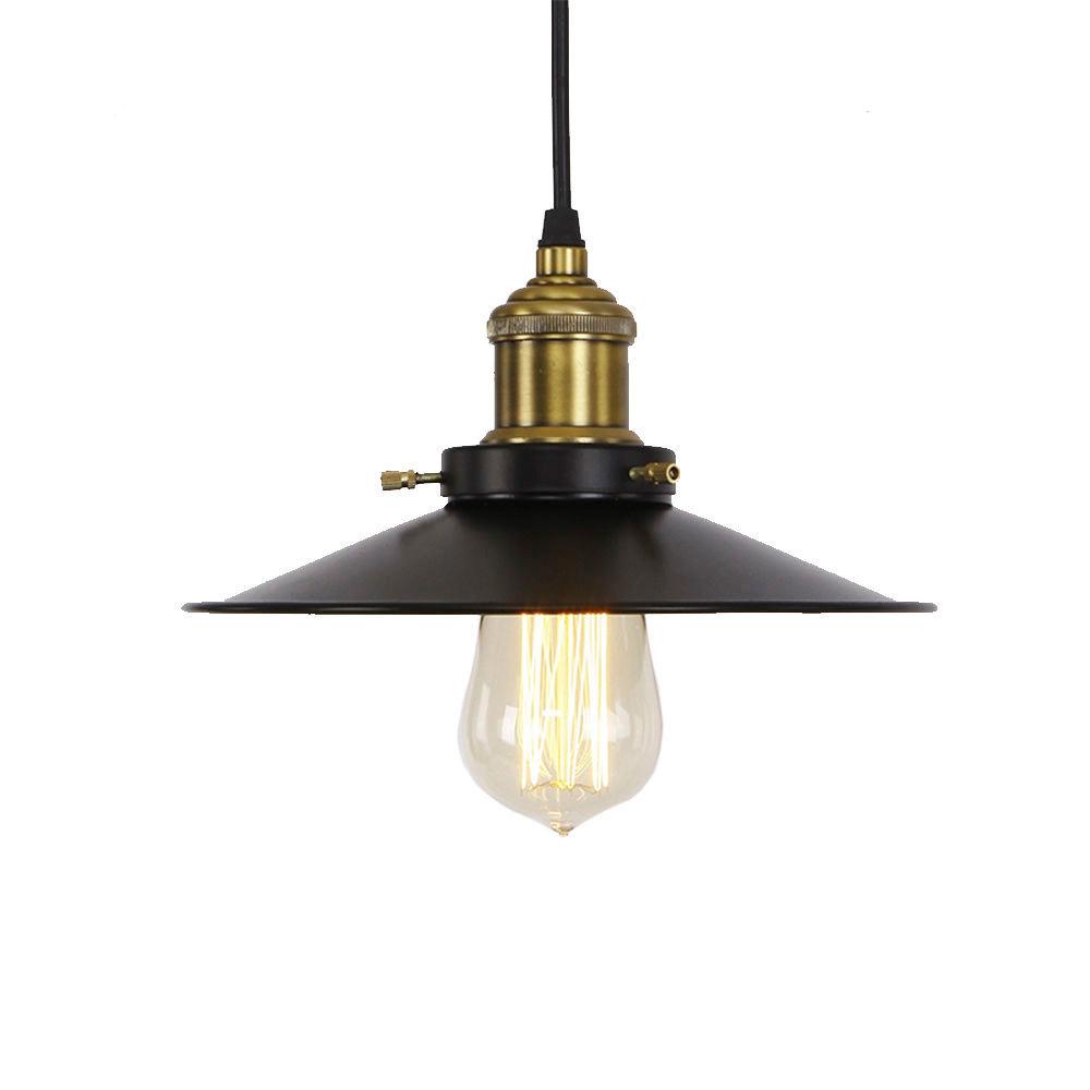 Colgante Vintage E27 60W - 14X22Cm