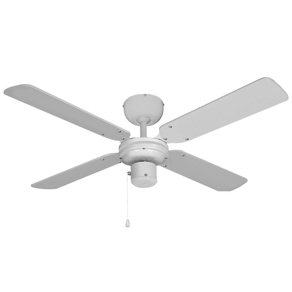 Ventilador de techo modelo baltico blanco 50w ø aspas 102 cm edm