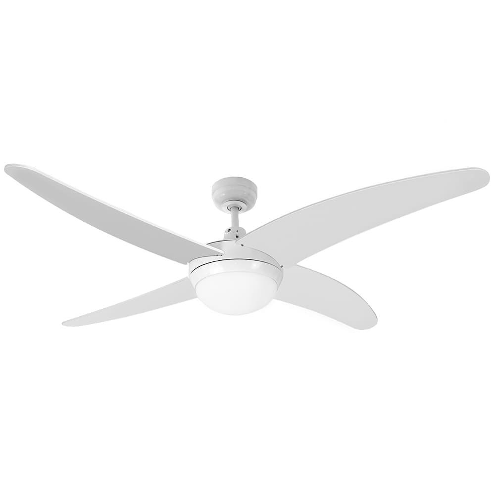 Ventilador de techo modelo caspio blanco 60w ø aspas 132 cm edm