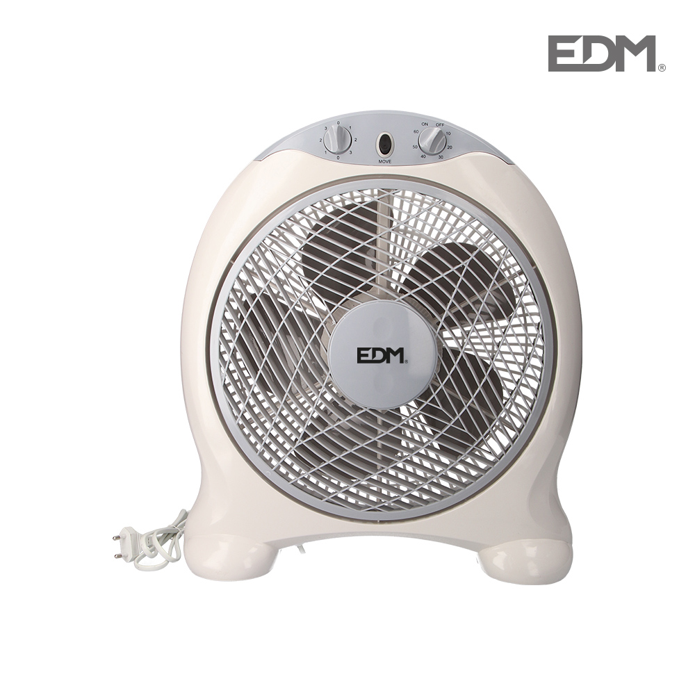 "Ventilador Box Fan 45W ""2018 Series""  Edm"