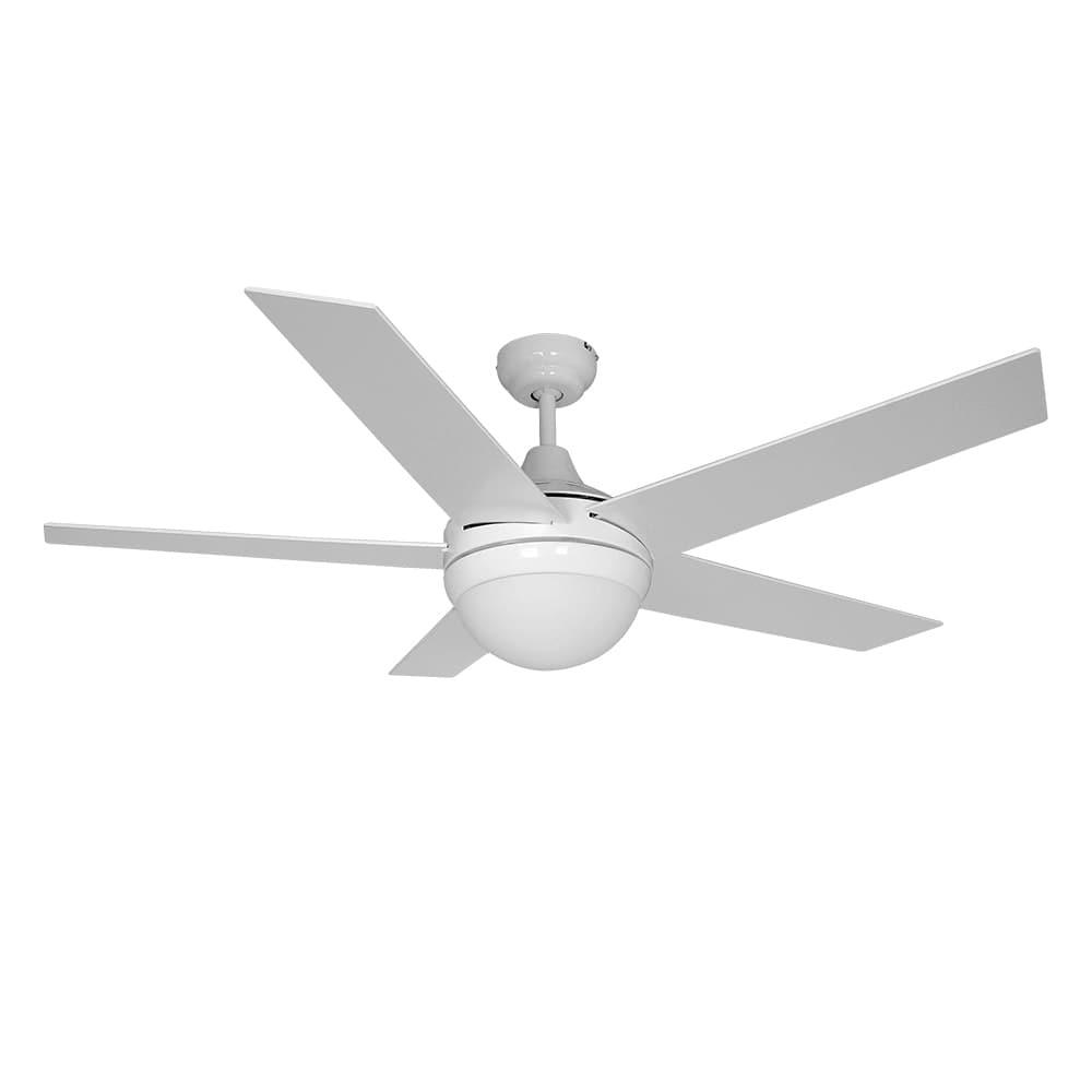Ventilador de techo modelo adriatico blanco 60w ø aspas 132 cm edm