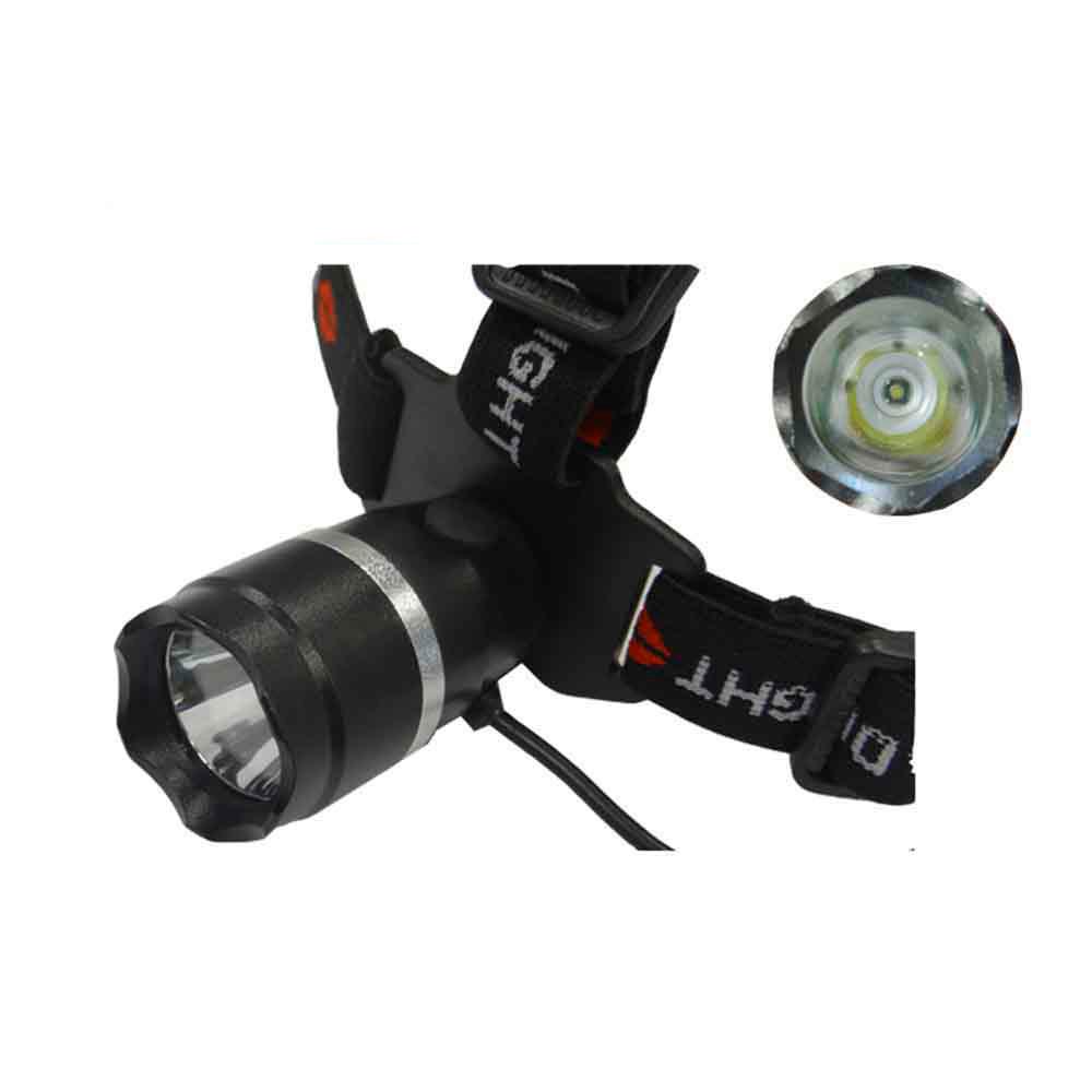Linterna 1 Super Led 3W (Con Regulador De Foco)