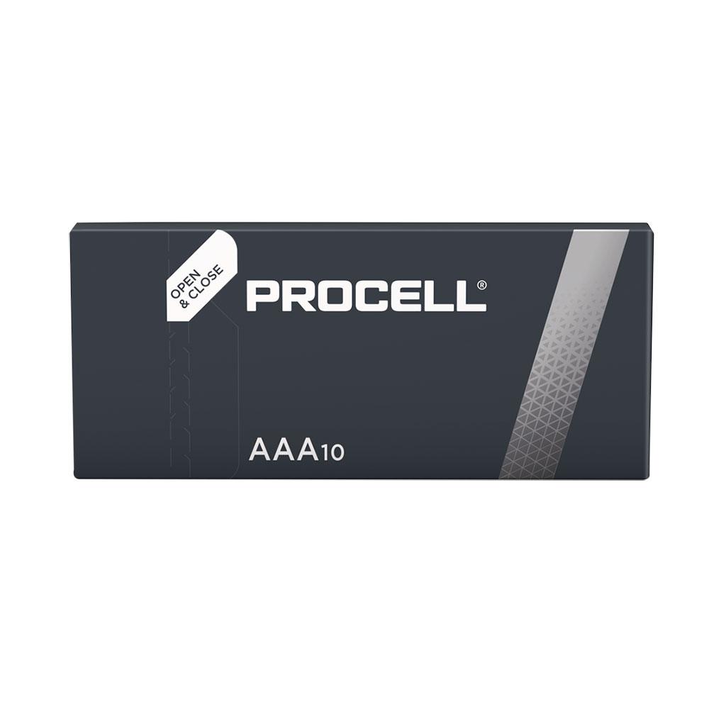 Pila Alkalina 9V (6Lr61) Duracell Procell (Retractil 10 Unid.)