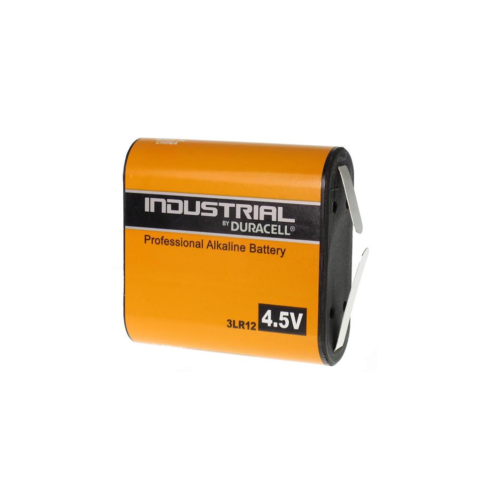Pila Alkalina 4,5V Petaca Duracell Procell (Retractil 10 Unid.)