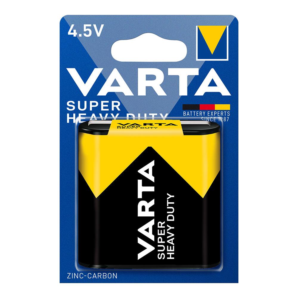 Pila Petaca Varta 4.5V Lr12 Salina (Blister 1 Pila)