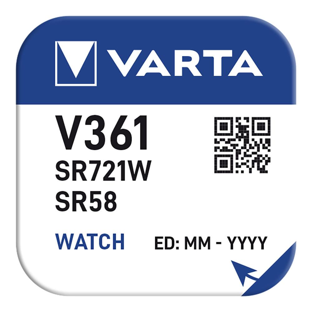 Micro Pila Boton Varta V361