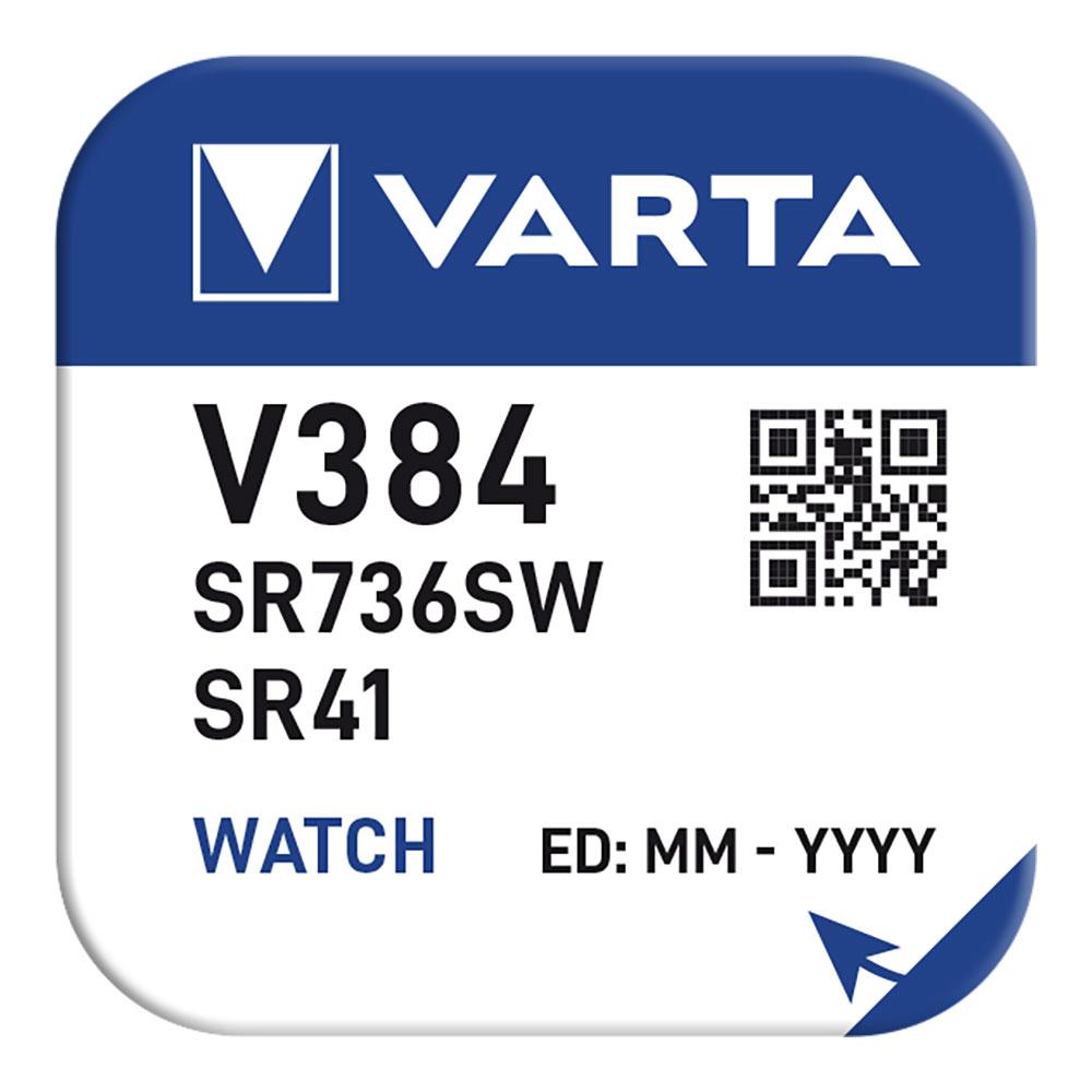 Micro Pila Boton Varta V384
