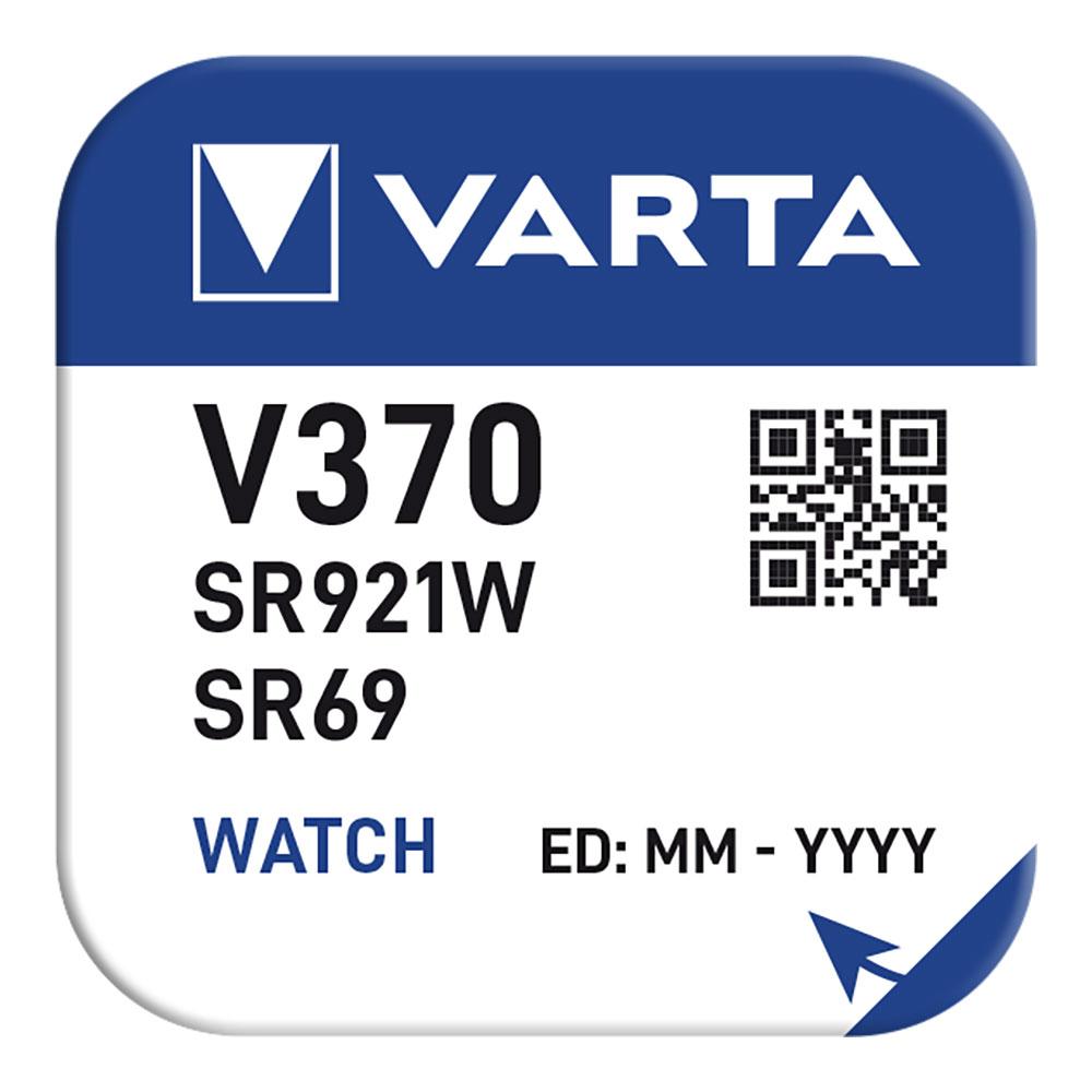 Micro Pila Boton Varta V370