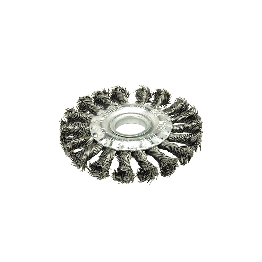 Cepillo Circular Retorcido 125 Mm  Fr125