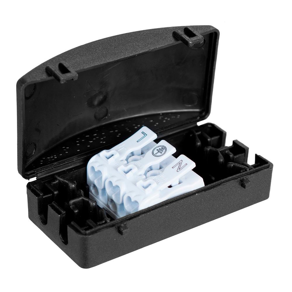 Caja De Conexion Para Iluminacion P20 Black Series