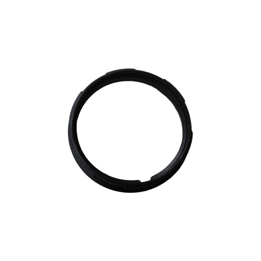 Arandela Termoplastico E27 Negra Para 44071