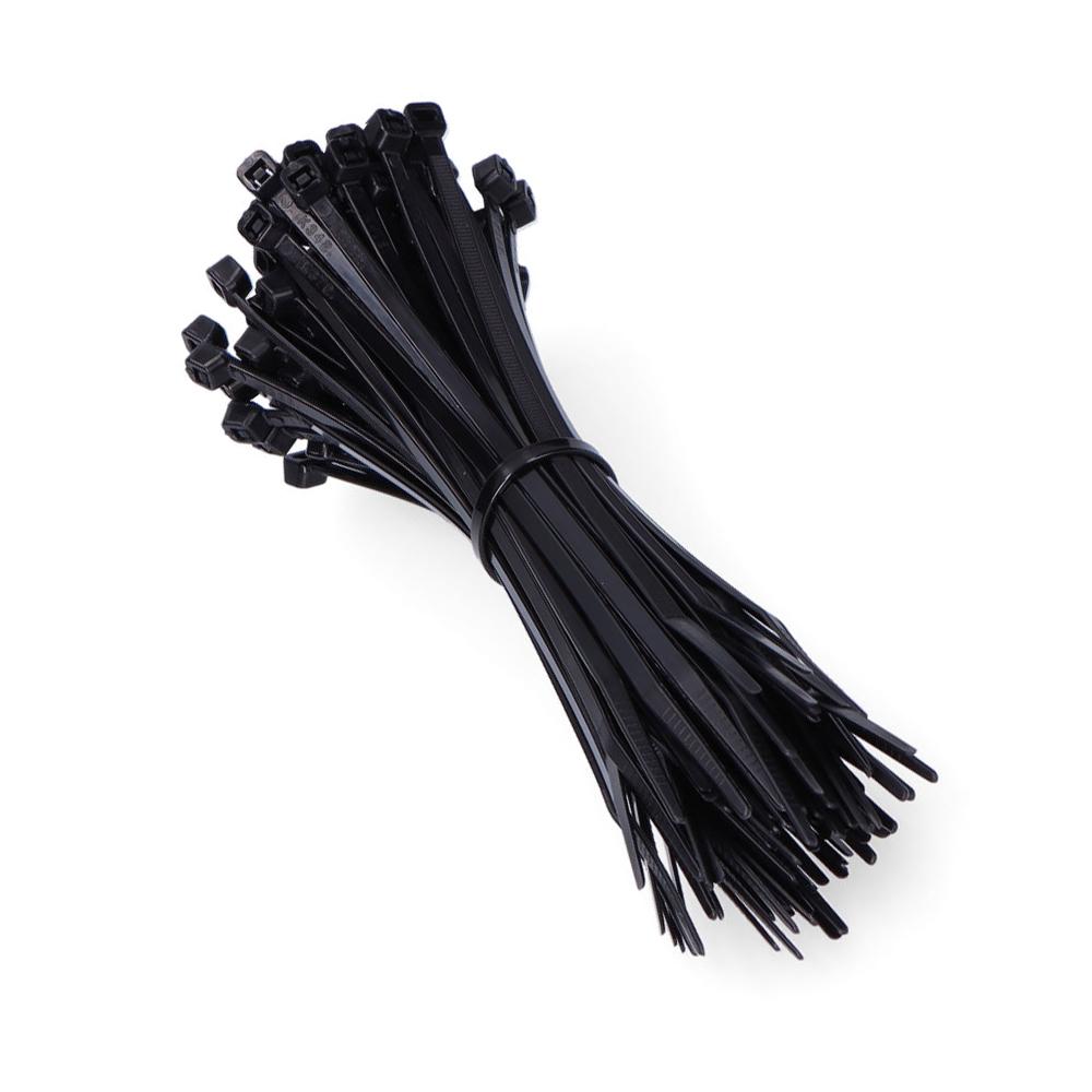 Bridas Negras 100X2,5 Mm(Bolsa 100 Uni)