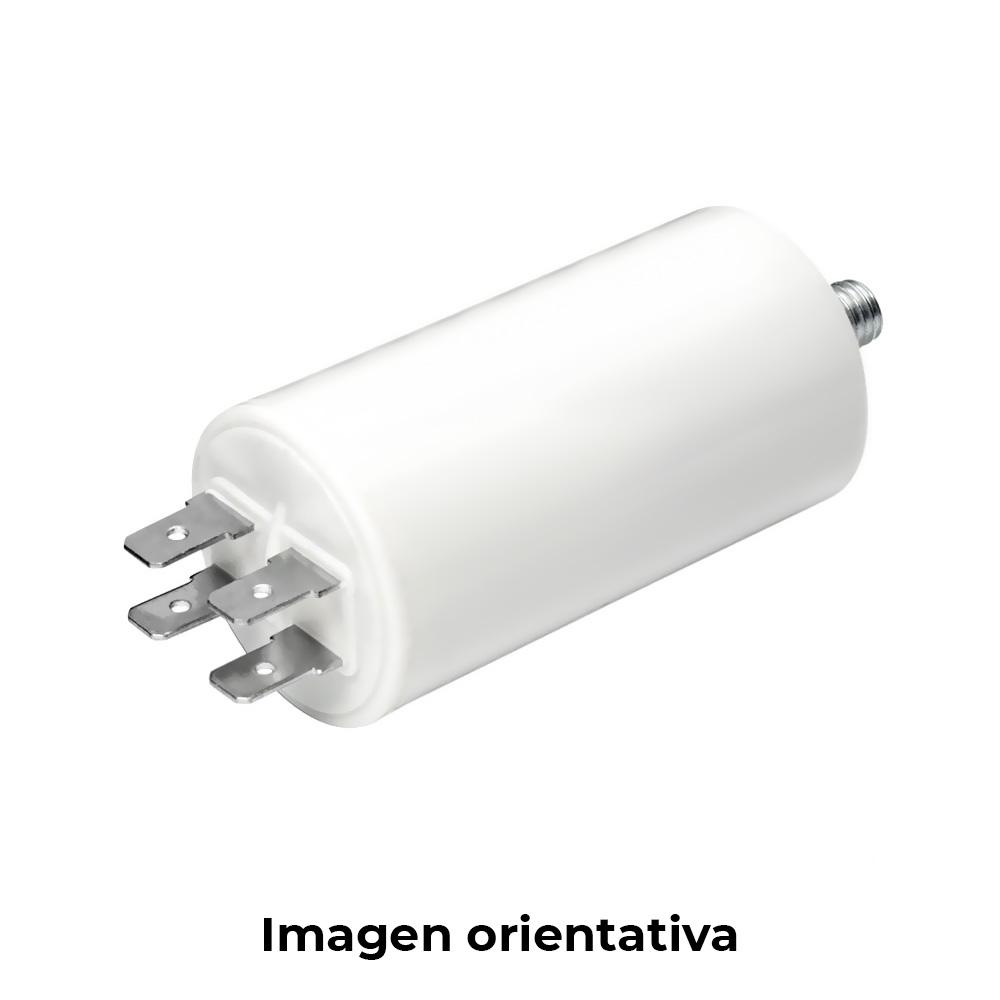 Condensador Arranque Motor 2Mf/5% 6X2,5Cm