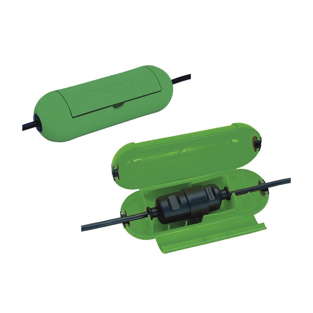 Caja De Proteccion Para Clavija  Y Base