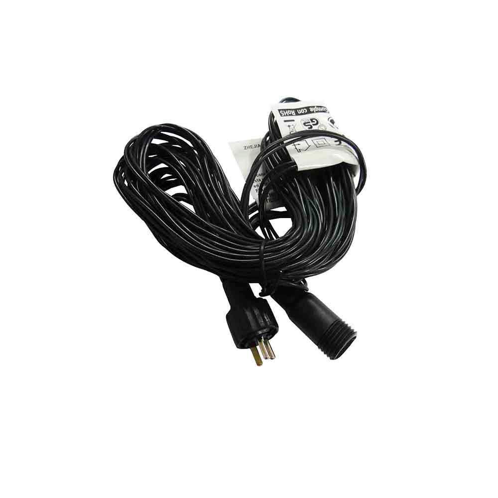 Extension Cable 5M Para Guirnalda O Cortina Easy-Connect (Interior-Exterior) Edm