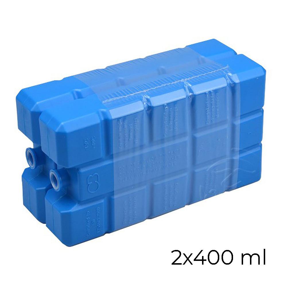 Pack 2 Enfriadores Para Neveras Portatiles 2X400Cl