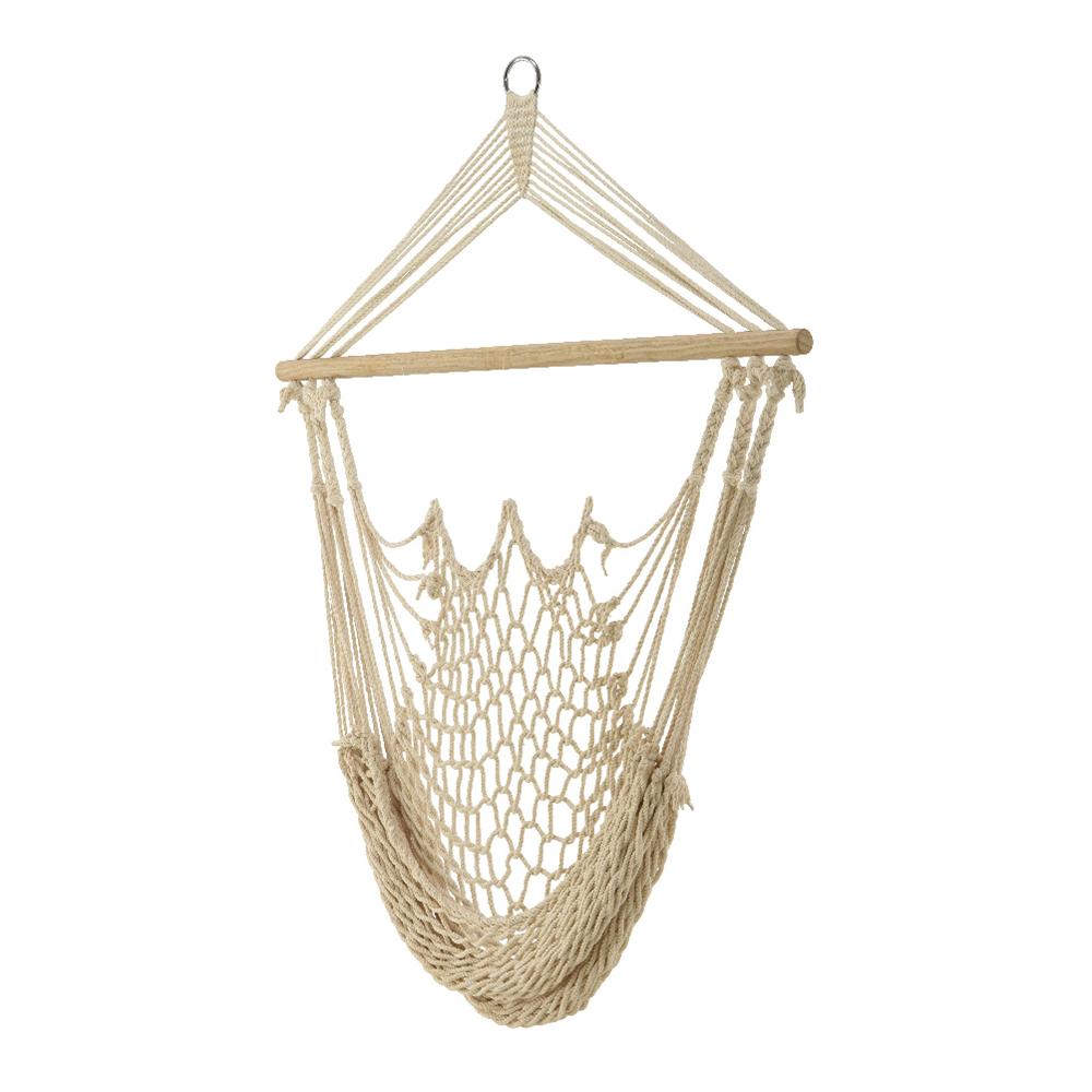 Columpio De Algodon Modelo Crochet