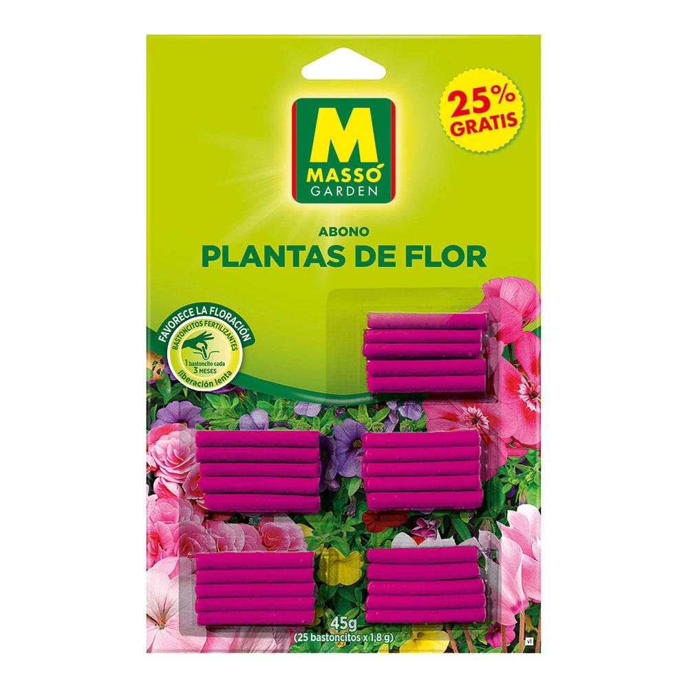 Bastoncitos Fertilizantes Plantas De Flor 45Gr