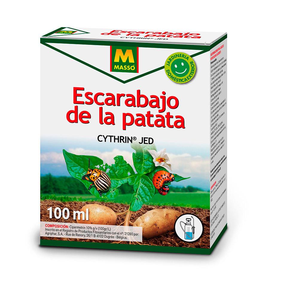 Insecticida Escarabajo De La Patata 100Ml