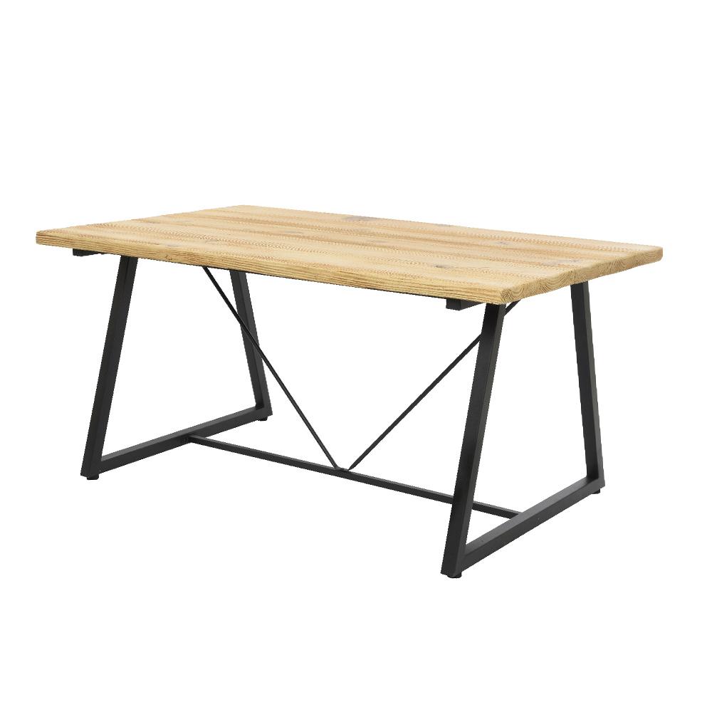 Mesa exterior model dublin imitacion madera