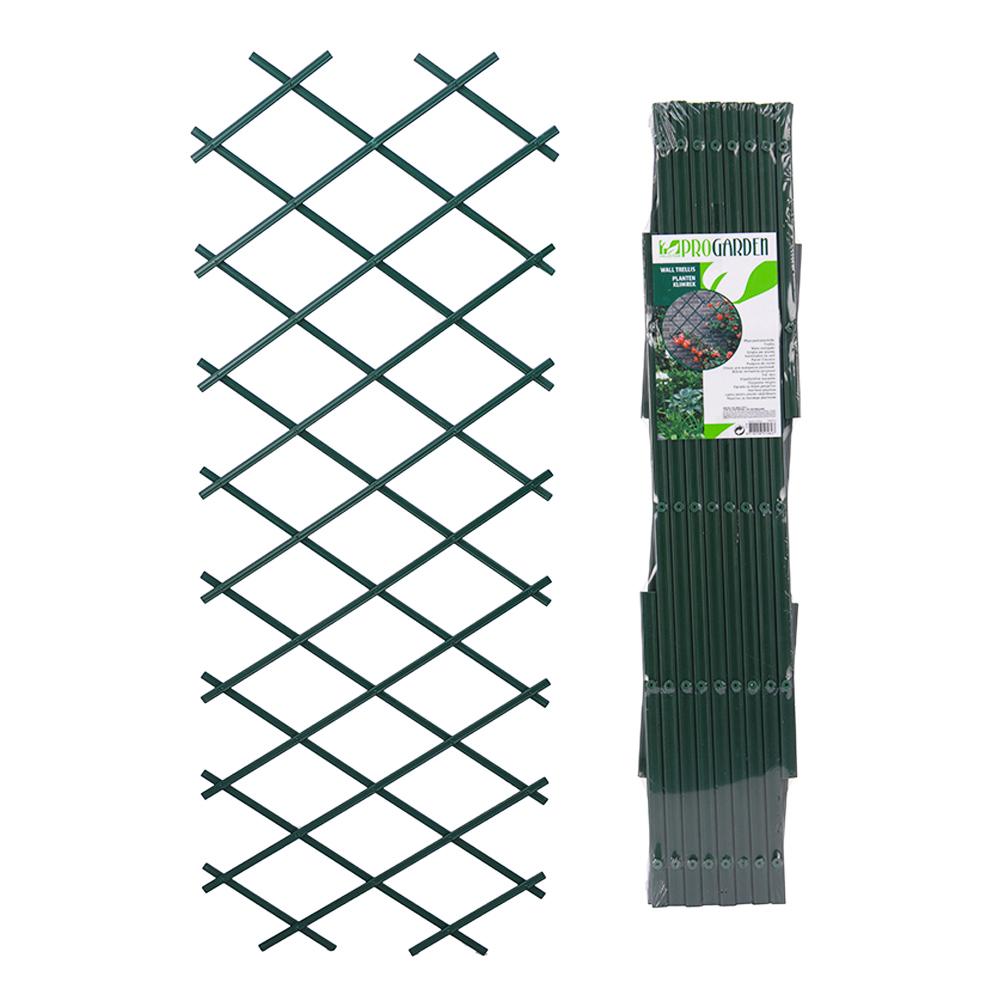 Malla Para Entutorar De Color Verde 65X13Cm