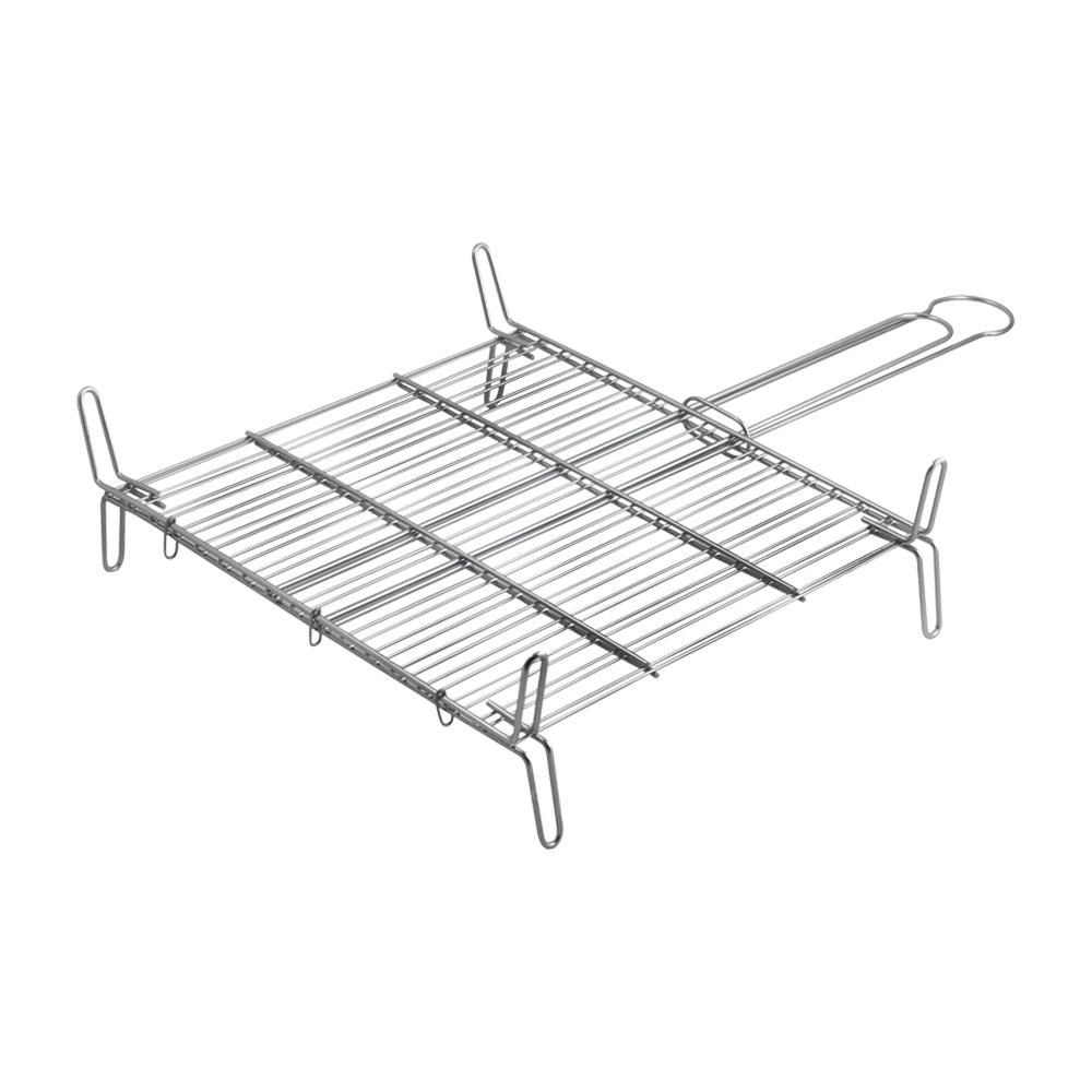 Parrilla doble 40x40cm  edm
