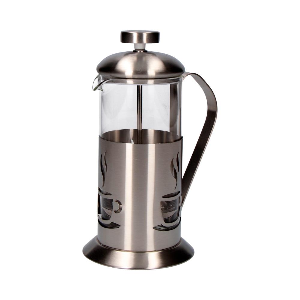 Cafetera Tetera Individual 350Ml Inox