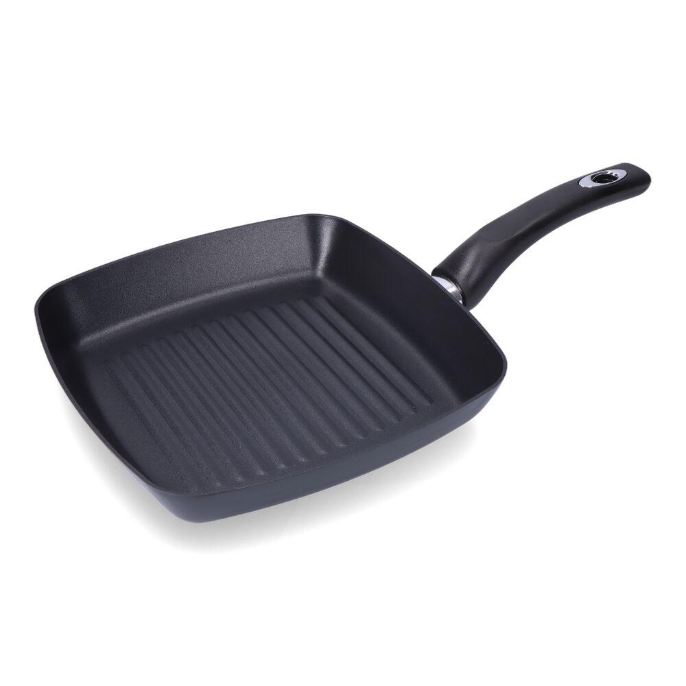 "Asadora grill - ""basic line""- whitford tecnology - 24x24cm - edm"