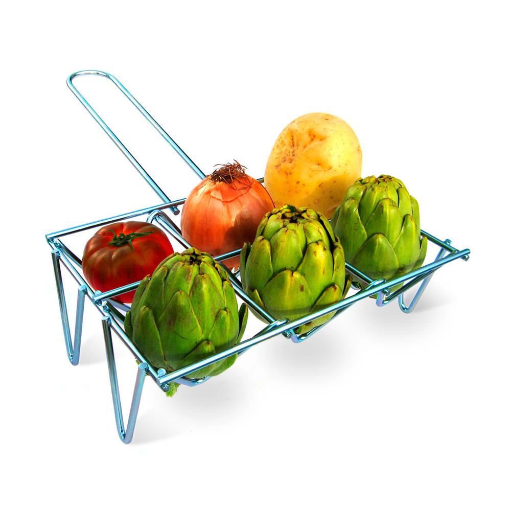 Parrilla para verduras 6 unid