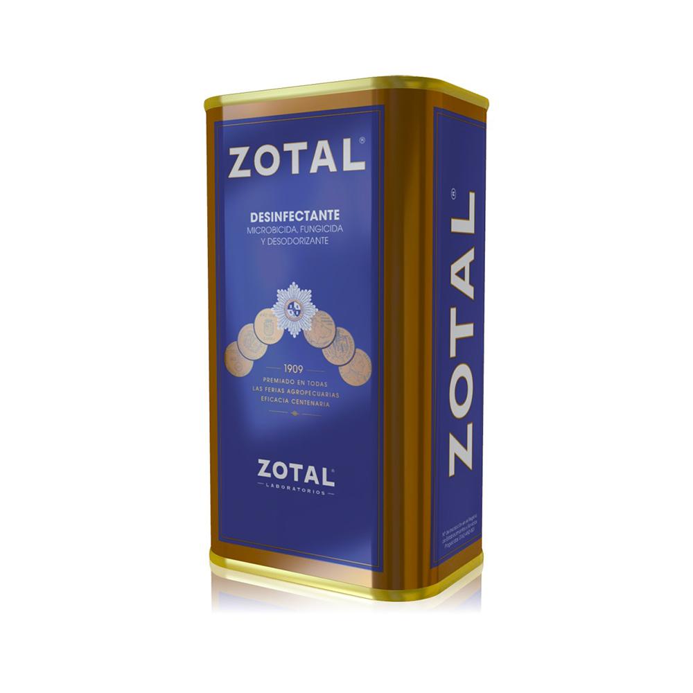Desinfectante Zotal 500Ml