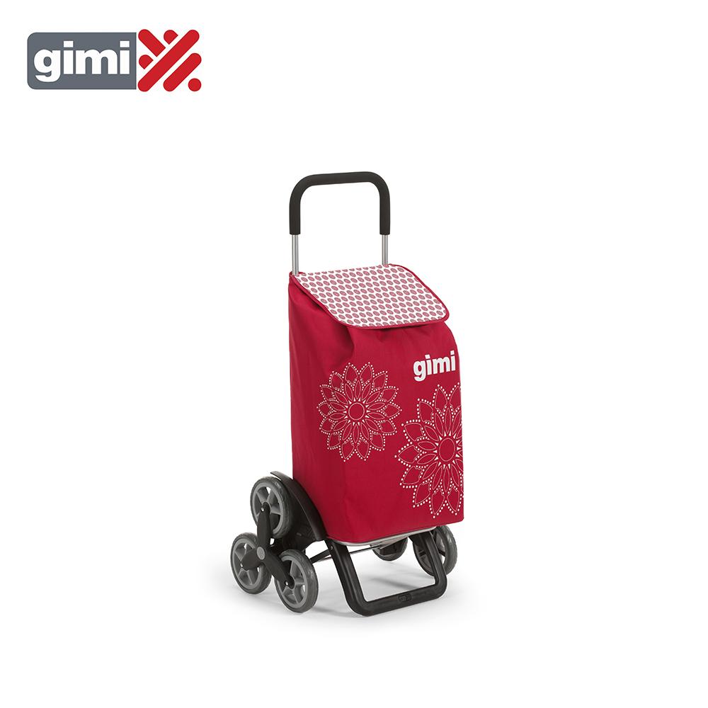 Carrito Tris Floral Rojo Gimi 154313